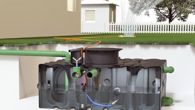 ACO Hochbau, Rain4me Regenwassernutzungssystem