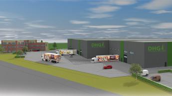 DHG baut neuen Firmensitz und zieht nächstes Jahr um