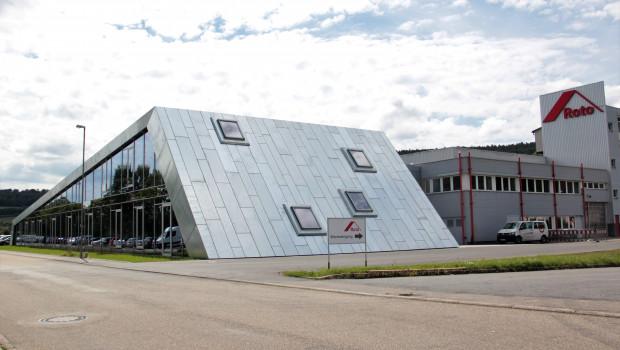 Das neue Roto Innovationszentrum in Bad Mergentheim war für das Unternehmen eine Investition in Millionenhöhe.