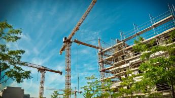 Baugewerbe steigerte Investitionen 2017 um acht Prozent
