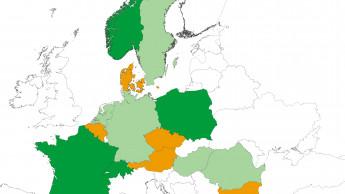 Ökologische Baustoffe in Europa zusehends gefragt