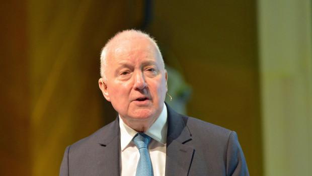 John Herbert wurde 80 - und die Branche gratuliert.