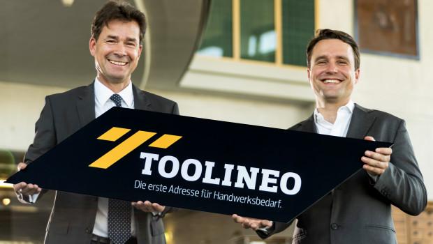 EDE-Geschäftsführer Jochen Hiemeyer (l.) und Hendrik Sassmann, Geschäftsführer der EDE-Tochter, die Toolineo betreibt.