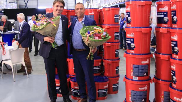 Remmers hat Anfang Juni sein erstes Service-Center in den Niederlanden eröffnet.