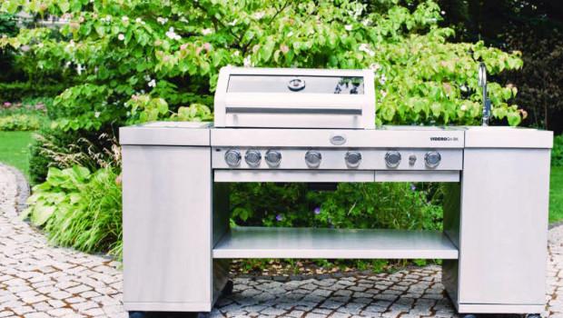 Rösle, BBQ-Küche