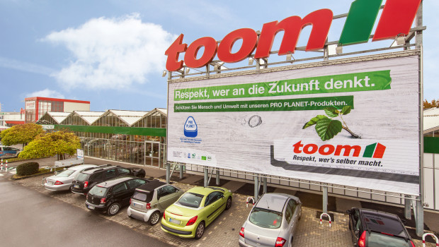 Drei neue Baumärkte hat Toom in diesem Jahr bereits eröffnet, sechs weitere sollen 2018/2019 folgen.