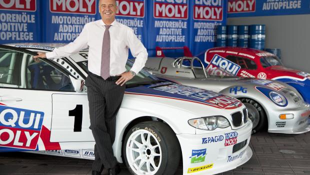 """""""In der Wahrnehmung der Autofahrer und der Fachwelt sind wir kein One-Hit-Wonder, sondern haben uns als Seriensieger an der Spitze der Charts etabliert"""", meint Ernst Prost, geschäftsführender Gesellschafter von Liqui Moly."""