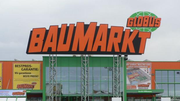 Drei Standorte mehr und ein fast zweistelliges Umsatzplus in Deutschland: Die Bilanz des Jahres 2015 fällt für Globus Baumarkt positiv aus.