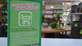 Der stationäre Handel macht gegenüber dem E-Commerce Boden gut