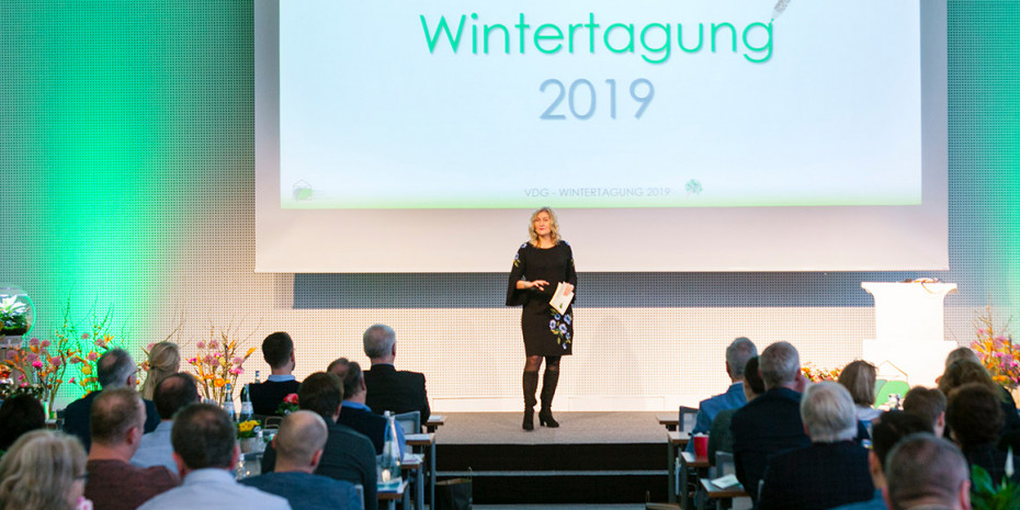 VDG-Wintertagung, Martina Mensing-Meckelburg