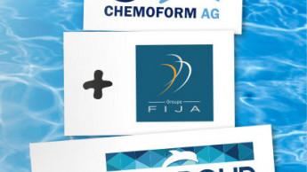 Chemoform und Fija stärken ihre Verbindung in der CF Group