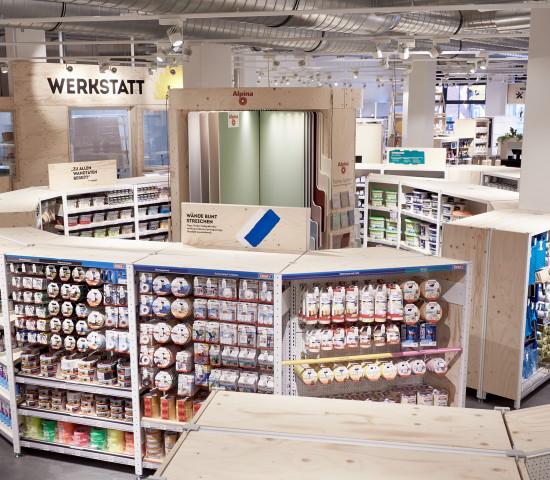 """Das Ladenkonzept """"Horst"""" wurde vom HDE als """"Store of the Year 2019"""" ausgezeichnet."""