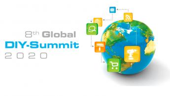 Für den 8. Global DIY Summit gibt es jetzt die Tickets