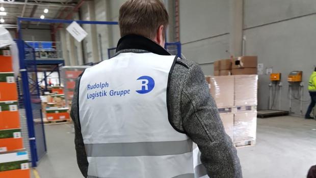 Rudolph Logistik betreibt das erweiterte Zentrallager der Sagaflor.