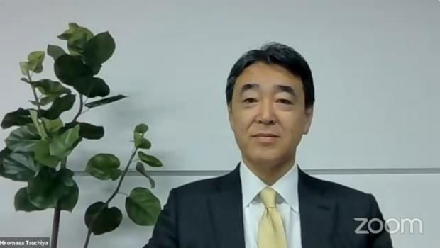 Hiromasa Tsuchiya, Inhaber der japanischen Baumarktkette Cainz, informtierte die Nutzer des Global DIY-Network über den Home-Improvement-Markt seines Landes und sein Unternehmen.