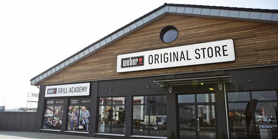 Weber Original Store, Gründau