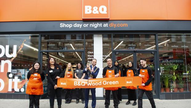Im Londoner Stadtteil Wood Green hat Kingfisher in der vergangenen Woche einen Innenstadt-Markt mit einer Verkaufsfläche von rund 500 m² eröffnet.