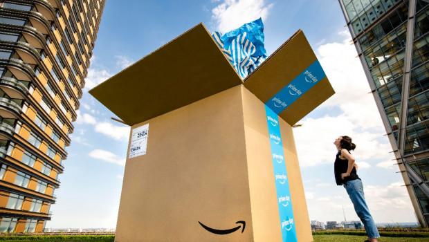 Amazon soll laut Medienberichten seinen Start in den Niederlanden planen. [Bild: Amazon]