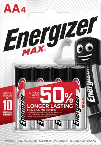 Energizer, Markenauftritt