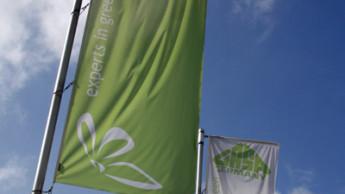 Pflanzenvermarkter im Plus