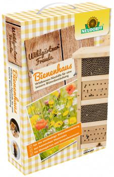 Neudorff, Wildbienen, Bienenhaus
