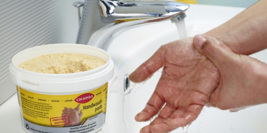 Caramba, Handwaschpaste