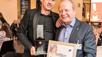 Die Hagebau gewinnt den Kreativpreis 2018 des Mittelstandverbundes
