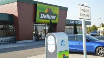Dehner stemmt die dritte Neueröffnung in drei Wochen