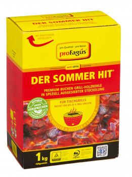 proFagus, Buchen Grill-Holzkohle