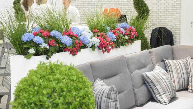 Gartenmöbel bilden eines der Kernsegmente der Gardiente.