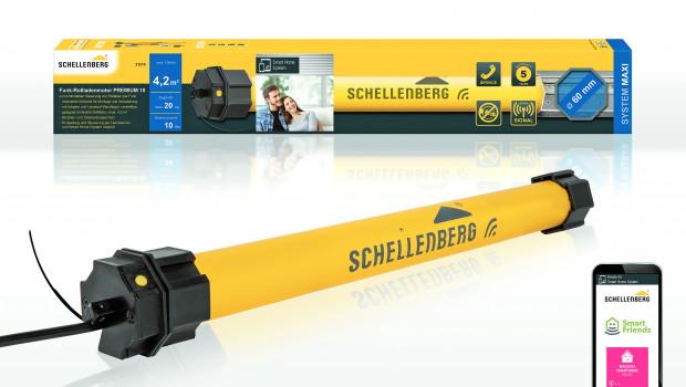 Schellenberg, smarte Antriebe