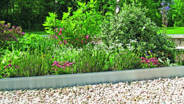 Terra-S, Rasenkante Gartenprofil Pro
