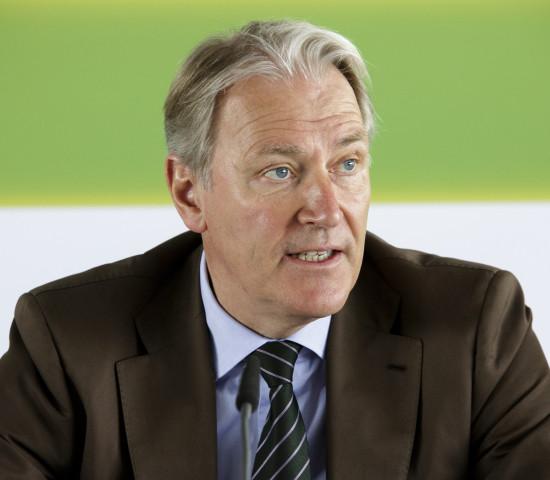 """""""Wir haben unsere ambitionierten Ziele erreicht"""", so Koelnmesse-Chef Gerald Böse."""
