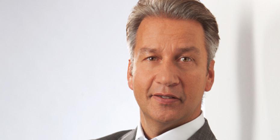 Frank Miedaner leitet das Deutschland- und Zentraleuropa-Geschäft von Weber.