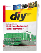 diy - Das Fachmagazin für die Do-it-yourself-Branche