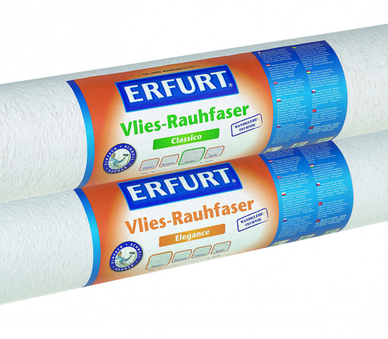 Erfurt Vlies-Raufaser Classico und Elegance