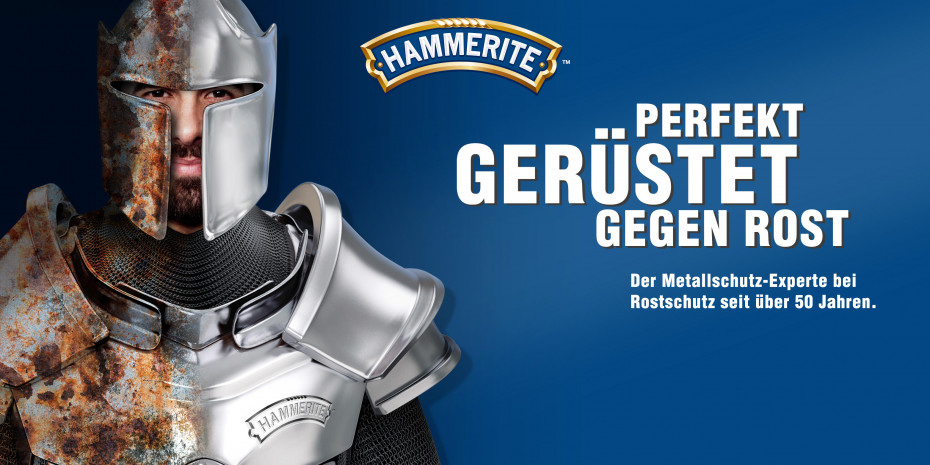 Hammerite, Rostschutz-Ritter