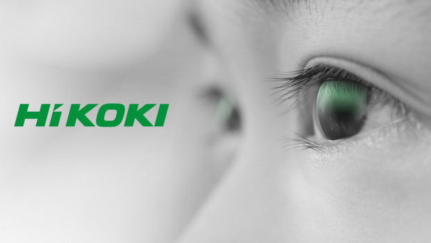 So sieht das neue Logo der neuen Marke Hikoki aus.
