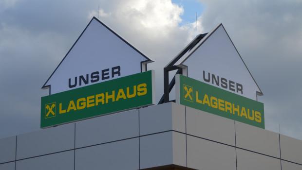 Ein Plus von 3,0 Prozent erzielten die Lagerhäuser in Österreich im Bereich Bau & Garten.