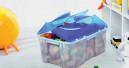 Neue Flip-Top-Box für mehr Stauraum
