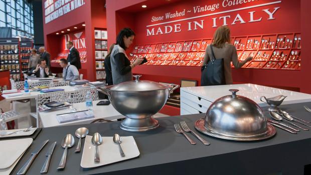 Das fünfte Partnerland der Konsumgütermesse Ambiente in Frankfurt am Main ist Italien.