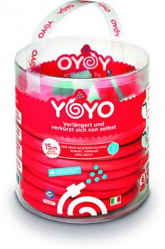 Der neue dehnbare Schlauch Yoyo des italienischen Herstellers Fitt ist vom TÜY Süd zertifiziert.