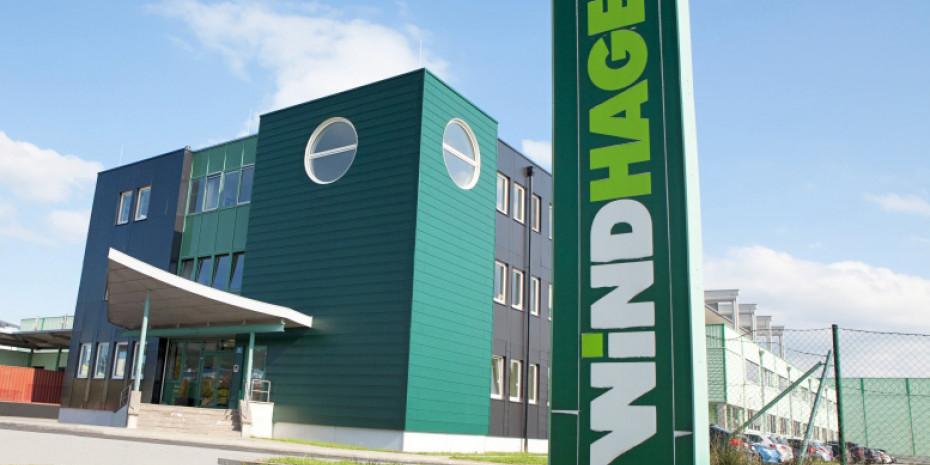 Windhager Gebäude