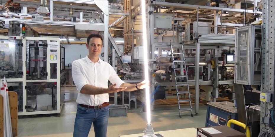 Ledvance, Vertriebsleiter Steffen Leipert