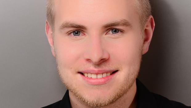 """Die Fachabteilung """"Profigartenbau (PGB)"""" des IVG betreut jetzt Johannes Golnik."""