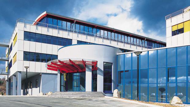 Die ehemalige Praktiker-Zentrale in Kirkel soll die größte Polizeidienststelle des Saarlandes werden.