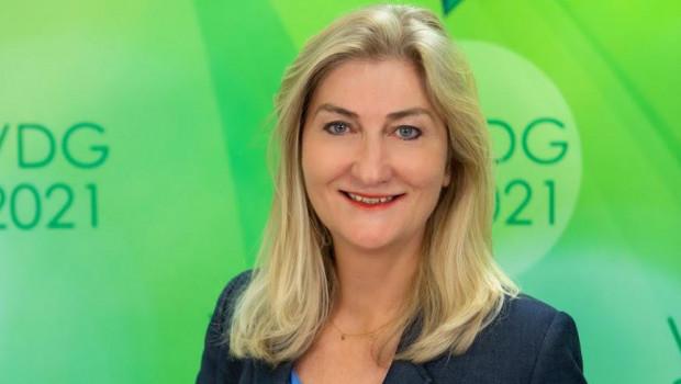 Die bisherige Präsidentin ist auch die künftige: Martina Mensing-Meckelburg nach ihrer Wiederwahl.