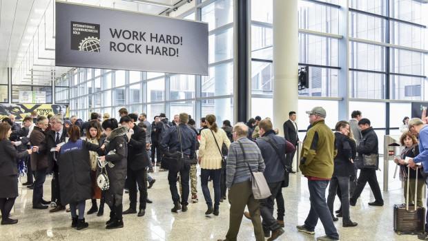 """Ein """"erstklassiges Ergebnis nach Frühbuchern"""" meldet die Internationale Eisenwarenmesse in Köln für das nächste Jahr."""