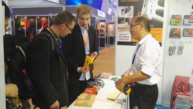 Reger Werkzeughandel: Als wichtige Plattform hat sich die China International Hardware Show (CIHS) in Shanghai entwickelt.