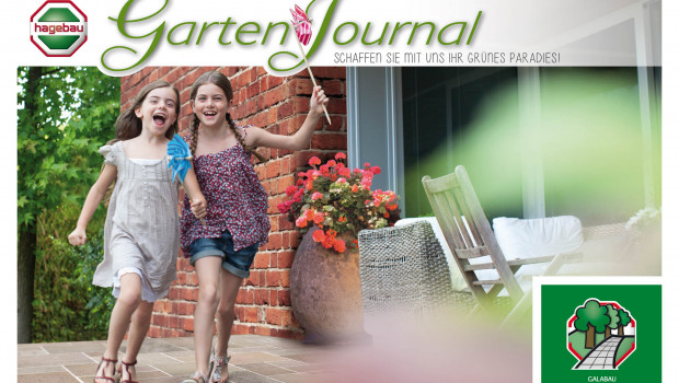 Neu erschienen: die elfte Ausgabe des Hagebau Magazins Garten-Journal im bewährten Querformat.